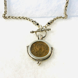 Toggle Necklace Anonymos Follis Class I 969-1093