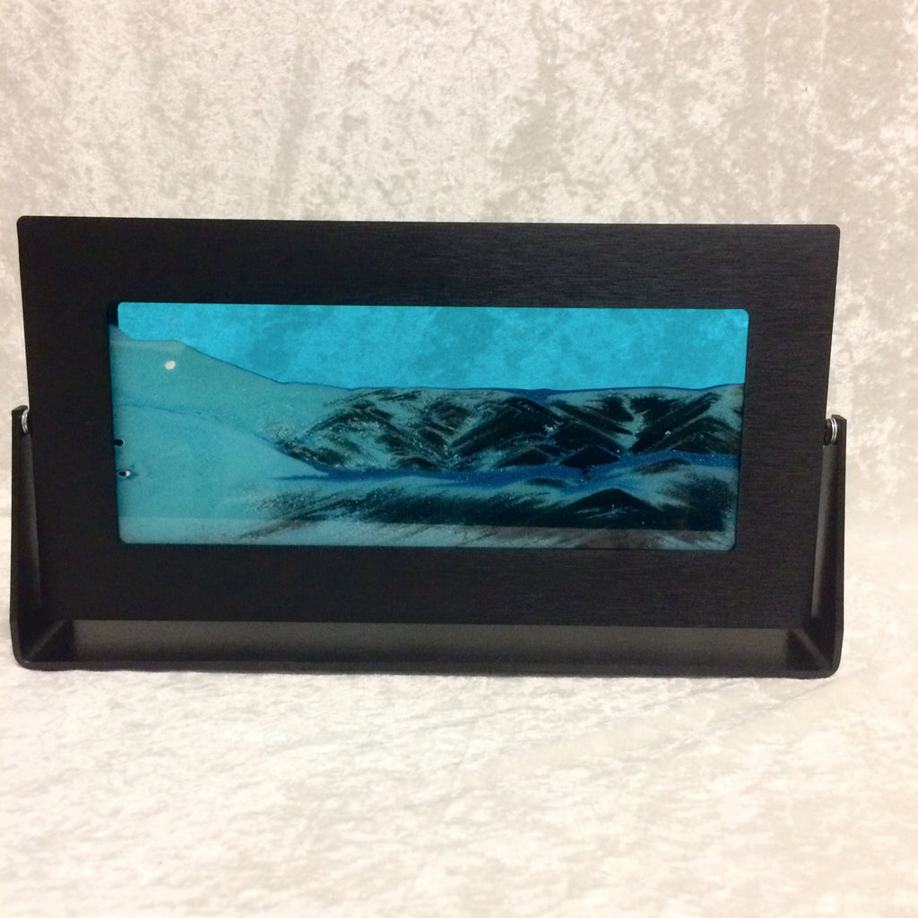 Anodized Black Sand Picture