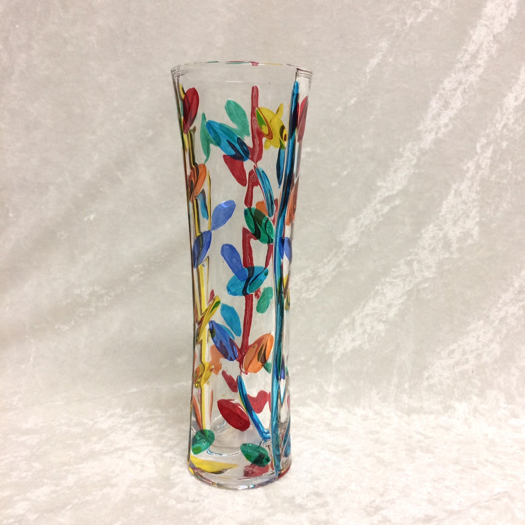 Tree of Life Bud Vase
