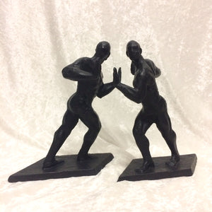 Olympian Bookends