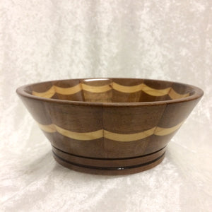 Multi Wood Bowl