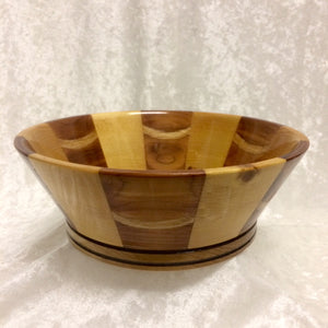 Cedar Flair Bowl