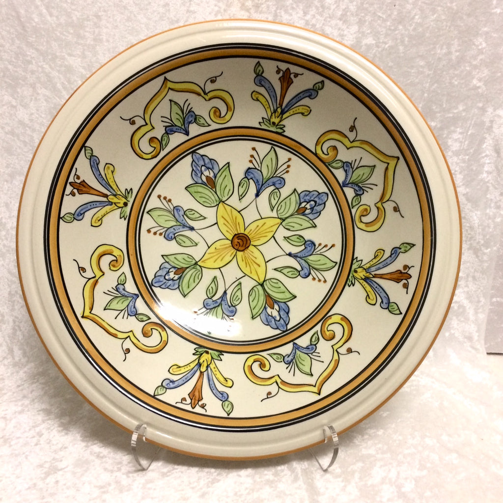 Tunisian Large Serving Bowl