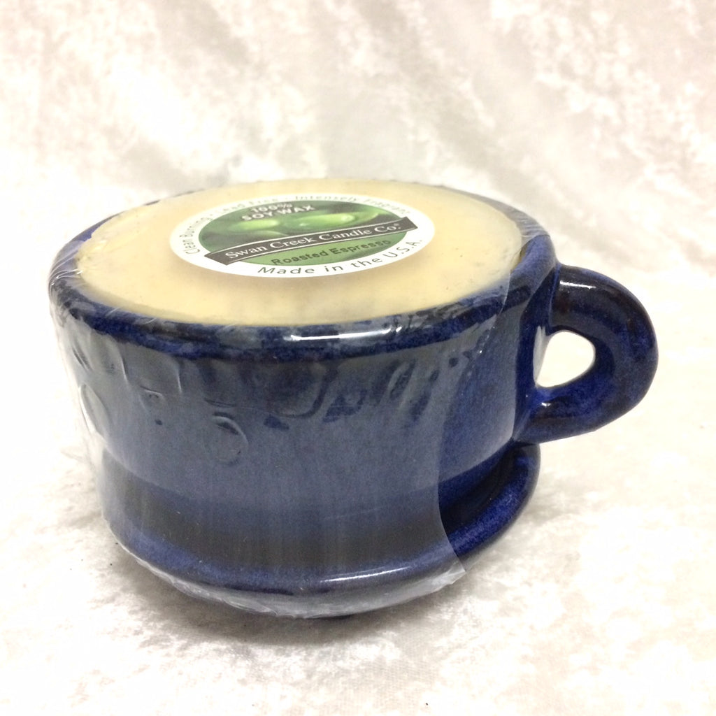 Coffee Cup Candle - Rosted Espresso