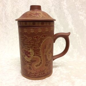Dragon Yixing Tea Mug