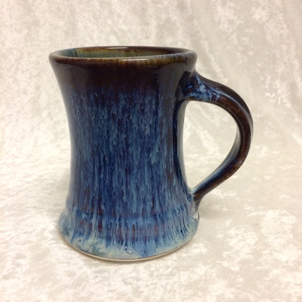 Bill Campbell Hour Glass Mug