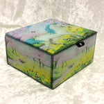 Unicorn Glass Box