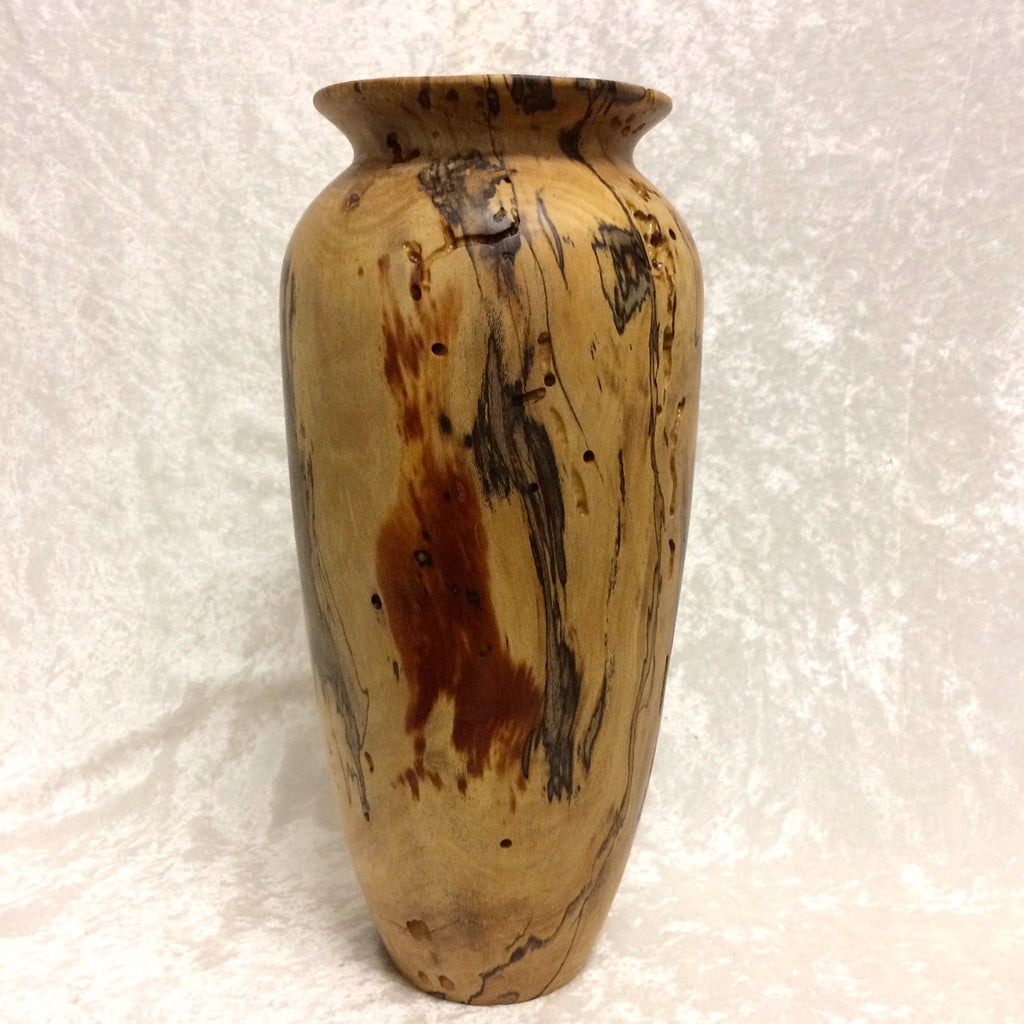 Spalted Sycamore Vase
