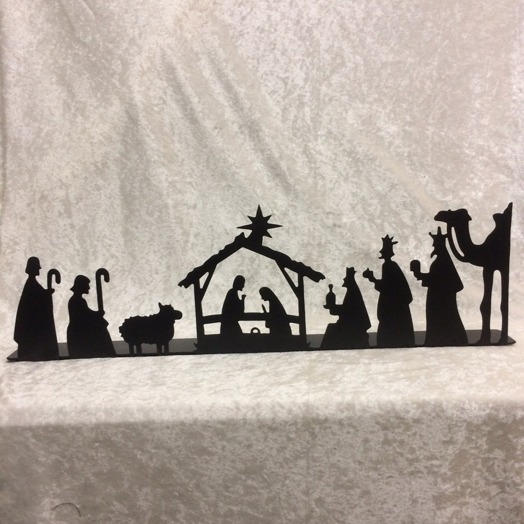 Iron Nativity