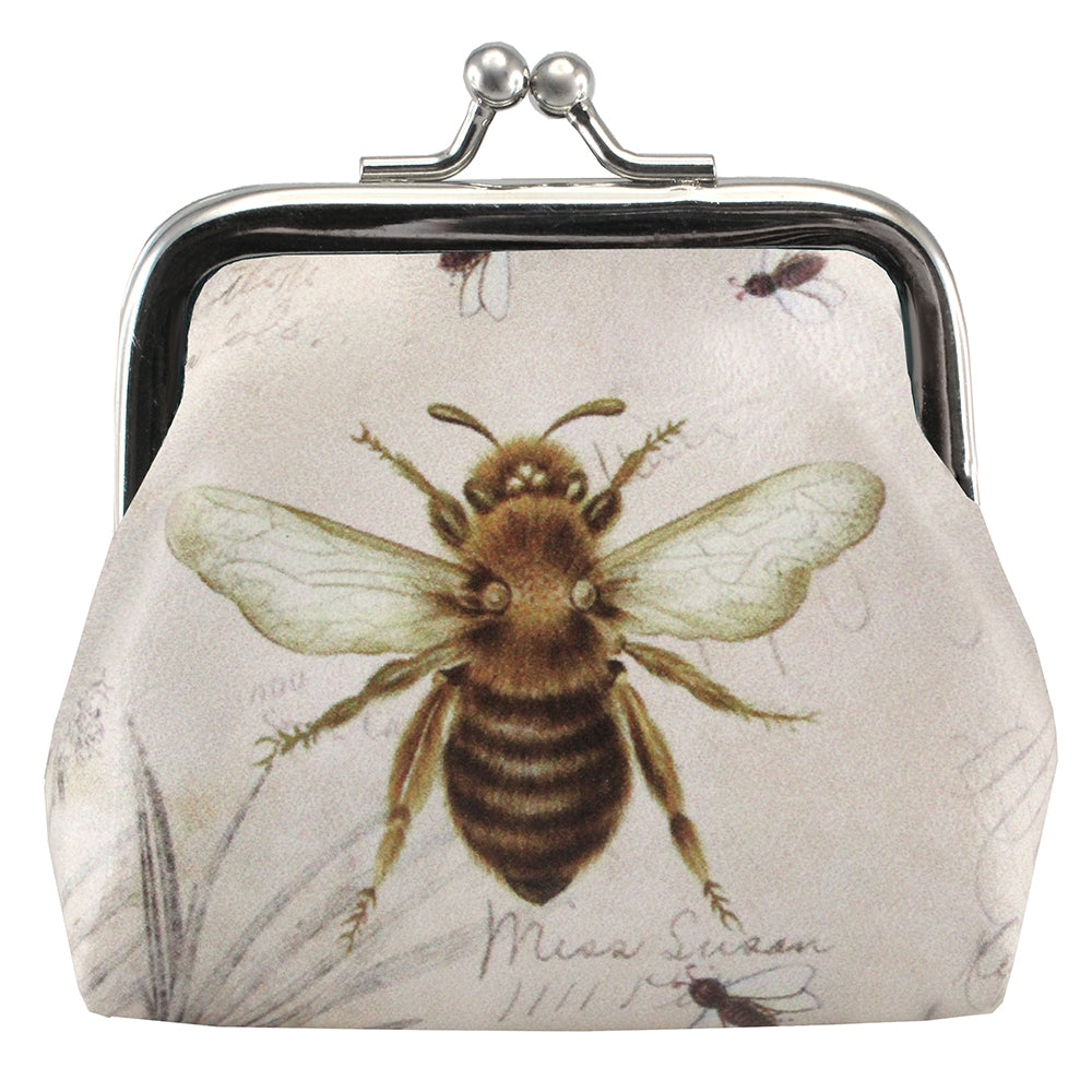 Honeybee Coin Purse