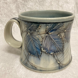 Wide Porcelain Mug