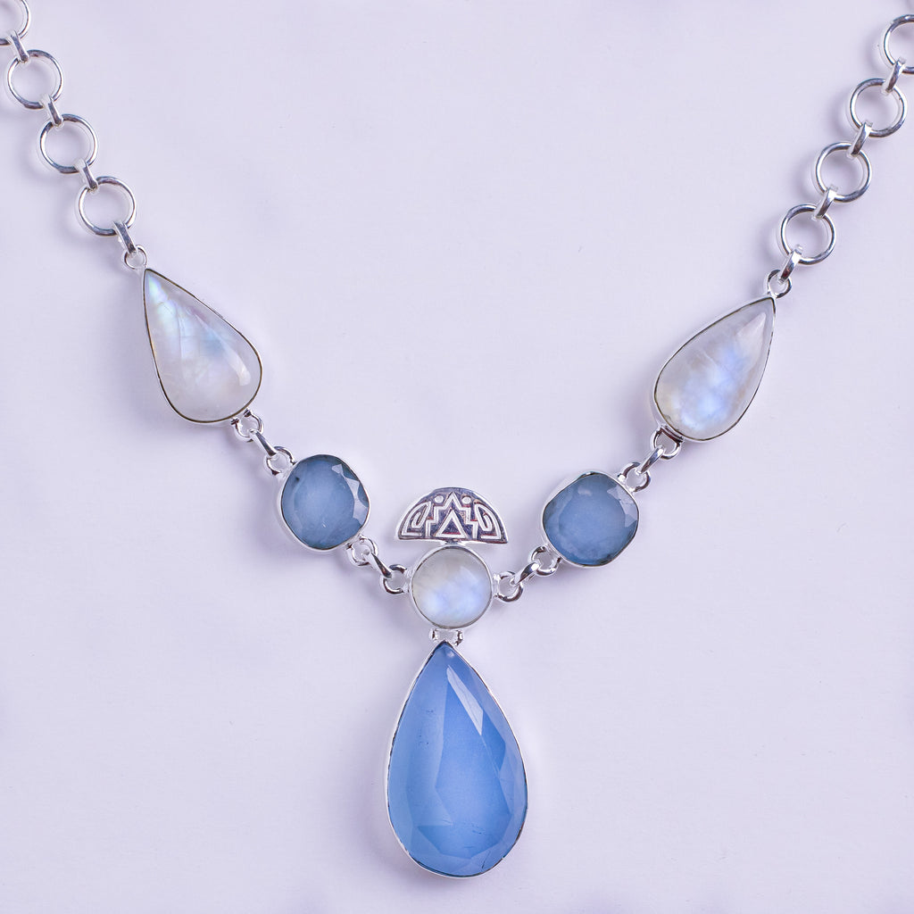 Water & Sky Necklace