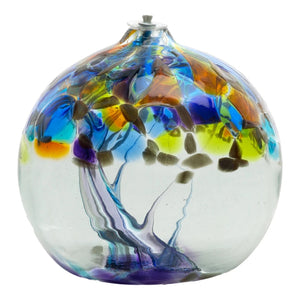 Sentiment Tree Oil Lamp