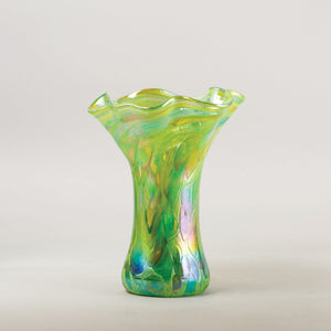 Free Form Glass Vase