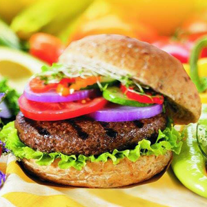 Licks NatureBurgers® - This selection contains 12 vacuum sealed Meatless Soy Burgers 5(¼) oz each.