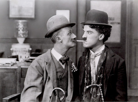 ben turpin and charlie chaplin