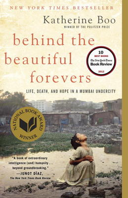 behind the beautiful forevers book cover gift guide