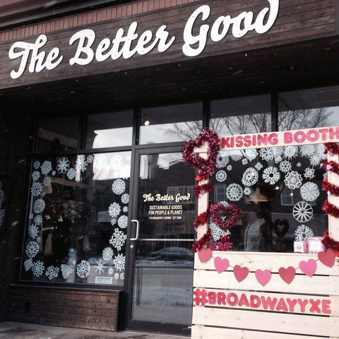 better good sustainable store