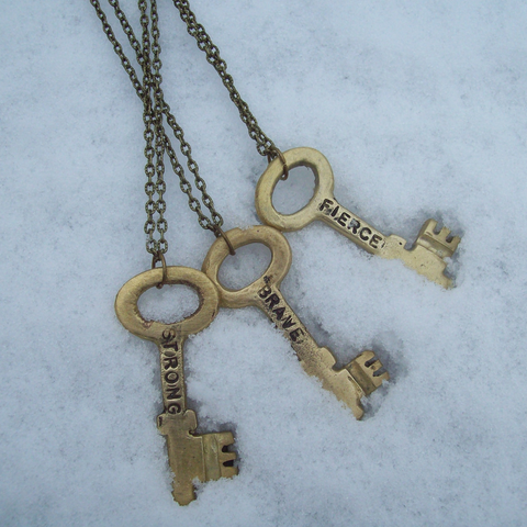 key necklaces gifts that give back canada calgary