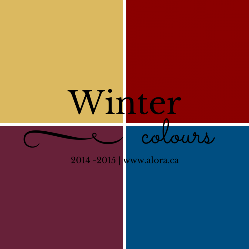 5 Easy Ways to Add Color to Your Winter Wardrobe