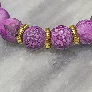 Mina | Uniquely Beautiful Gemstone Bracelet - Alora Boutique