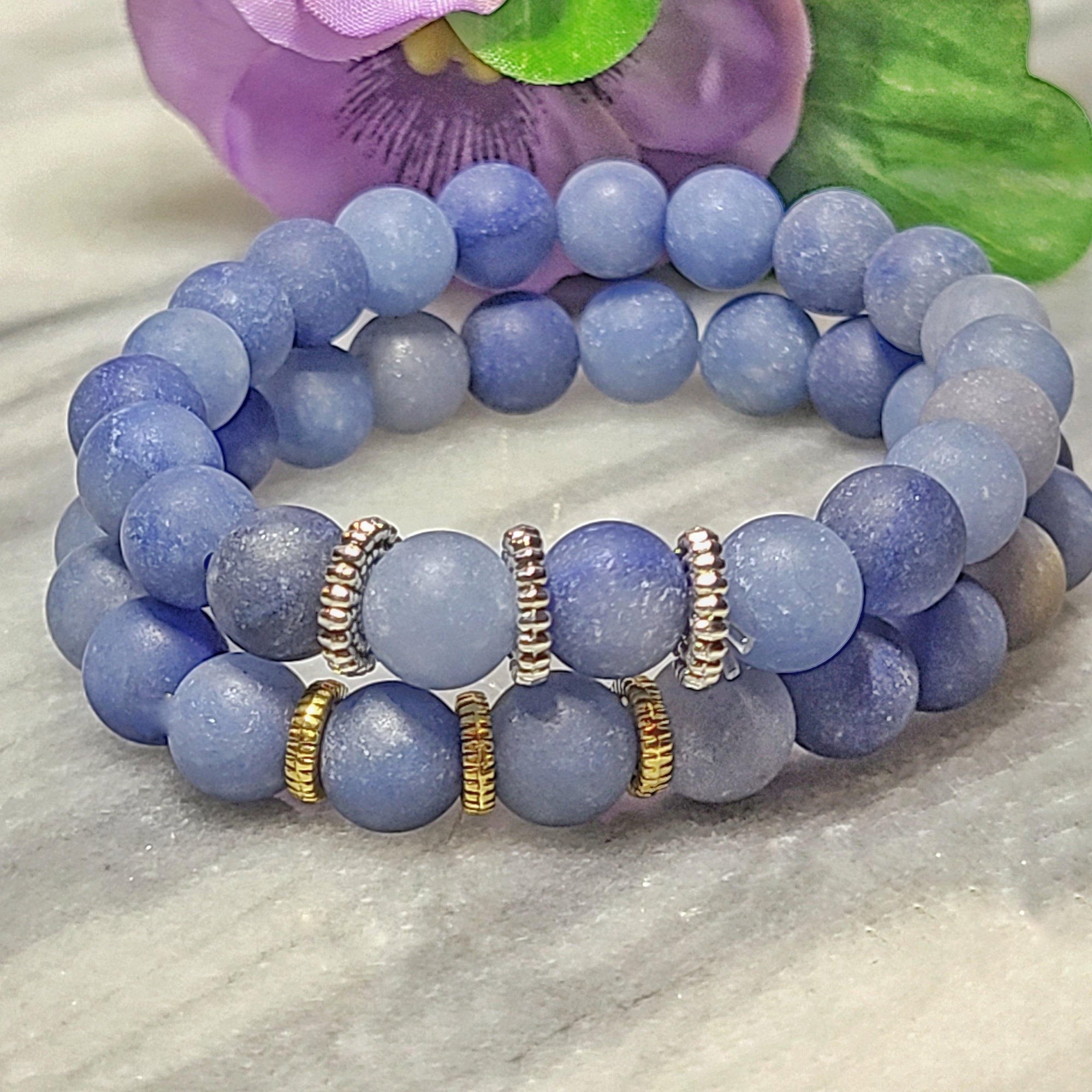Lita | Uniquely Beautiful Gemstone Bracelet - Alora Boutique