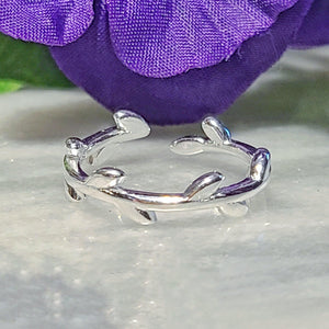 'Jodi' Leaf Rings - Alora Boutique