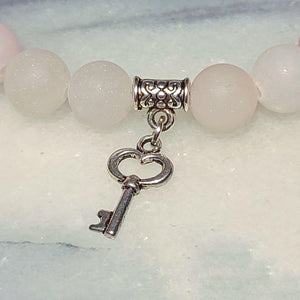 "LIMITED ""Key to Love"" Charm 