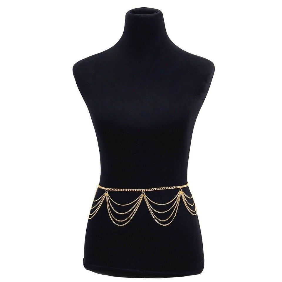 'Kali' Be Your Own Kind of Beautiful Body Chain