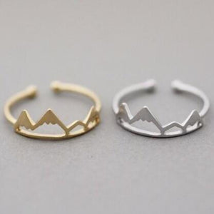 Aspen Rocky Mountain Range Ring - Alora Boutique