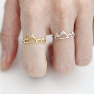 Aspen Rocky Mountain Range Ring Rings Alora Boutique