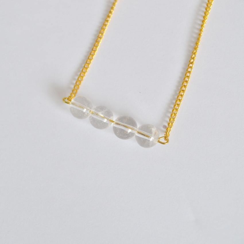 vrai products necklace and oro bar vertical horizontal