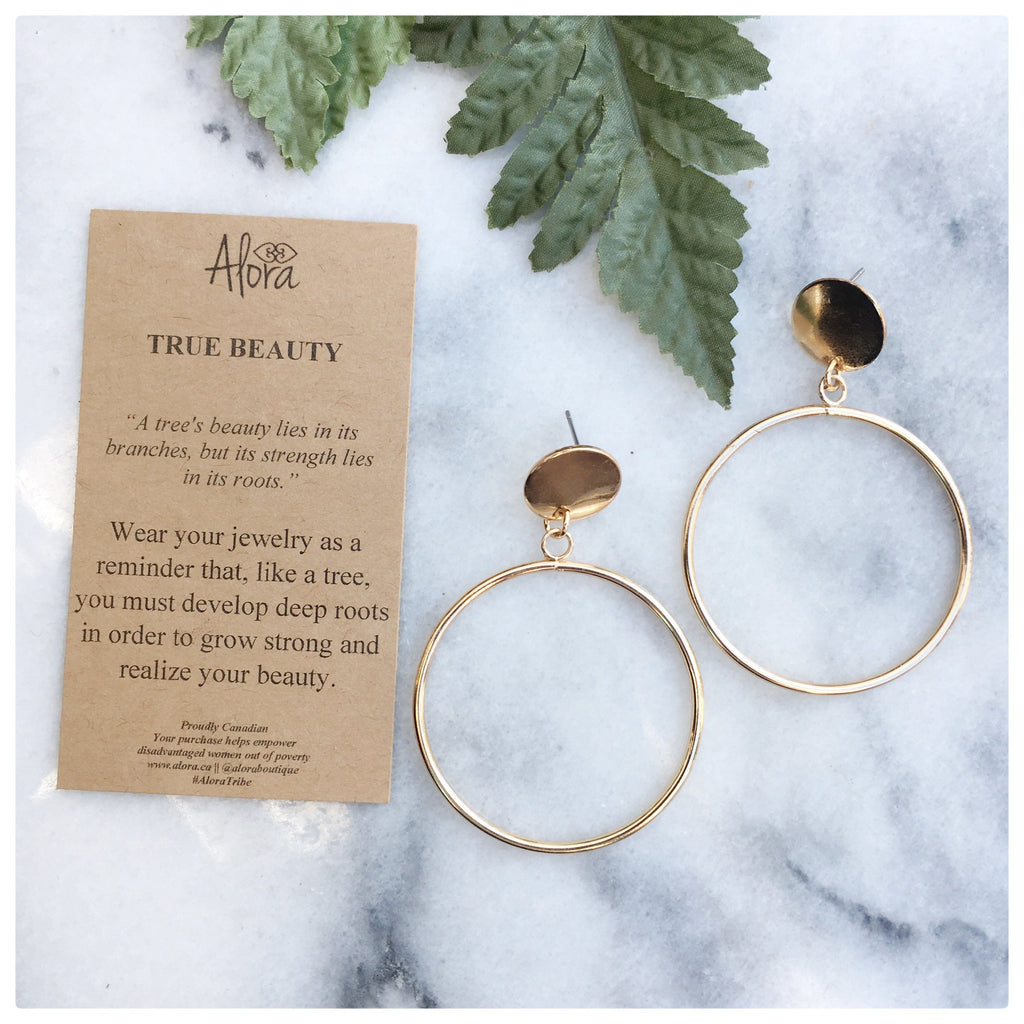 Joy - True Beauty Earrings