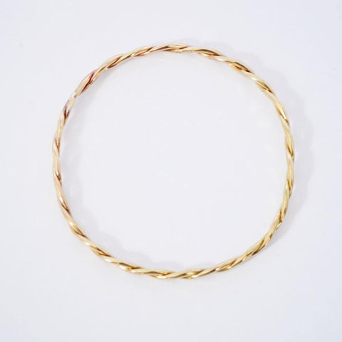 Laurie Bangle | Brass - Alora Boutique