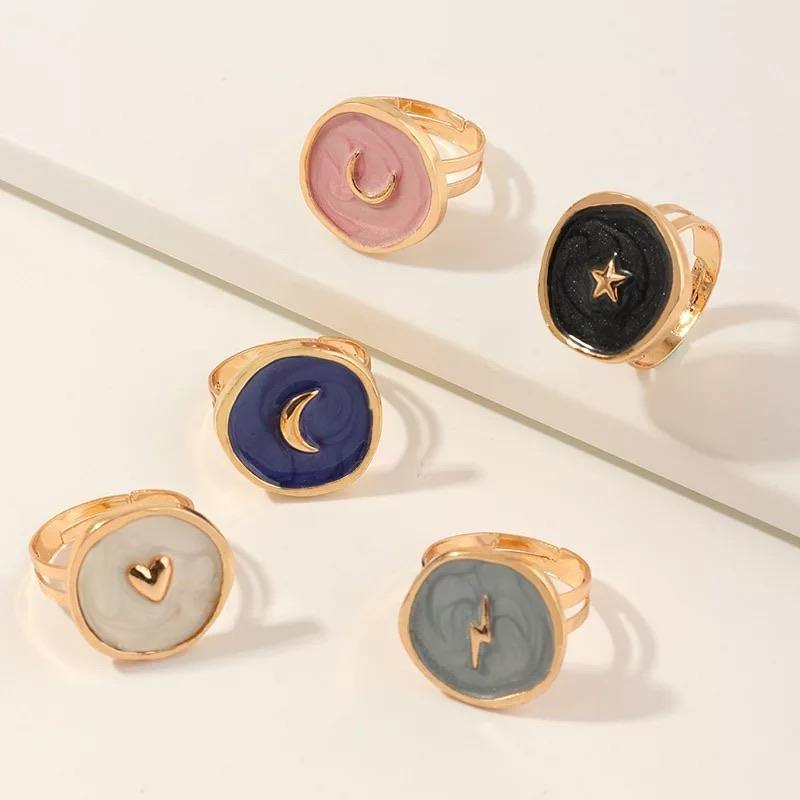 Celestial Rings - 5 styles! - Alora Boutique