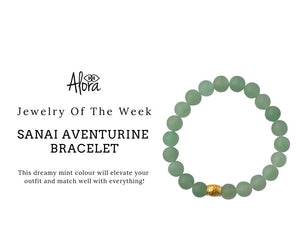DIY: Make Your Own Gemstone Bracelet Class with Alora Boutique - Alora Boutique - Jewelry with meaning that gives back fashion for good