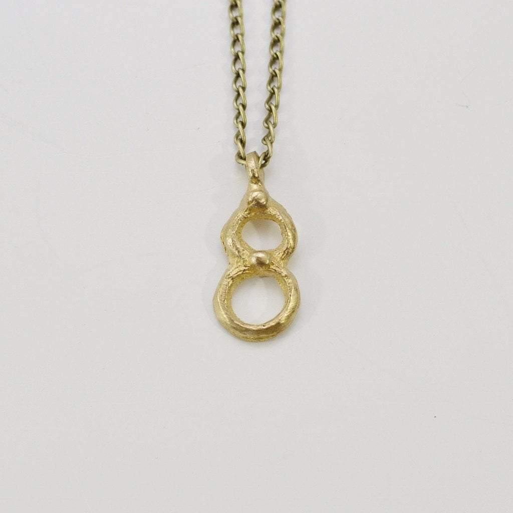 Infinite Love - Infinity Necklace - Alora Boutique  - 1