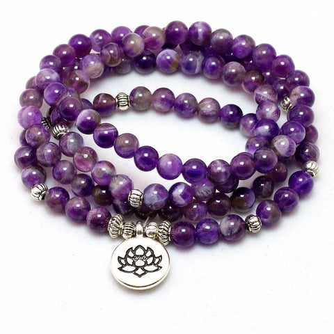 Mala Bracelet Necklace Canada - Alora Boutique - Jewelry with meaning that gives back fashion for good