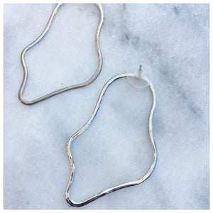 Ashlyn -  Minimalist Abstract Earrings