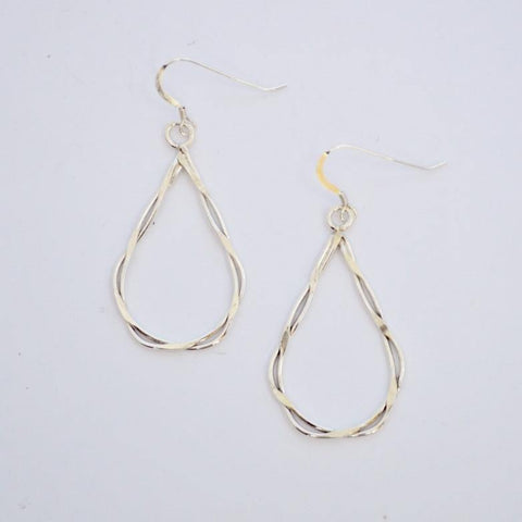 Your Shine is One of a Kind | Laurie Earrings  | Sterling Silver - Alora Boutique