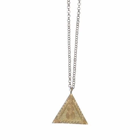 Pazia Neckace - Alora Boutique - Jewelry with meaning that gives back fashion for good