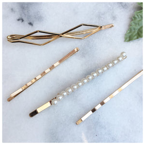 Vivi - True Beauty Hair Pins Sustainable gifts Alora Boutique