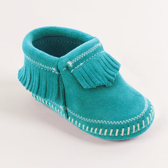 Riley Bootie Turquoise