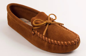 Leather Laced Softsole
