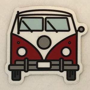 Bus Front Sticker