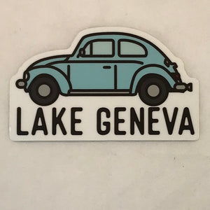 VW Bug Sticker