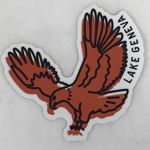Eagle Sticker