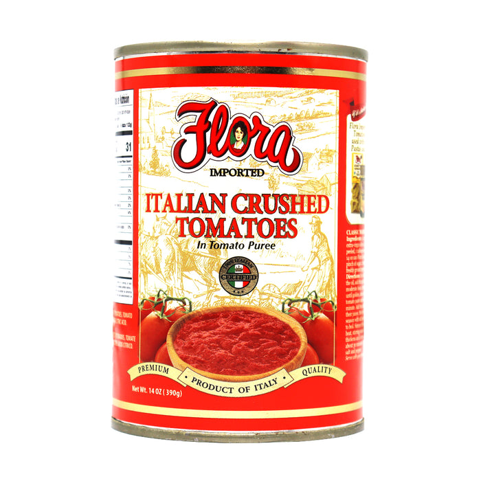 TOMATOES - ITALIAN CRUSHED 14OZ