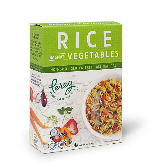 Basmati Rice - Vegetable