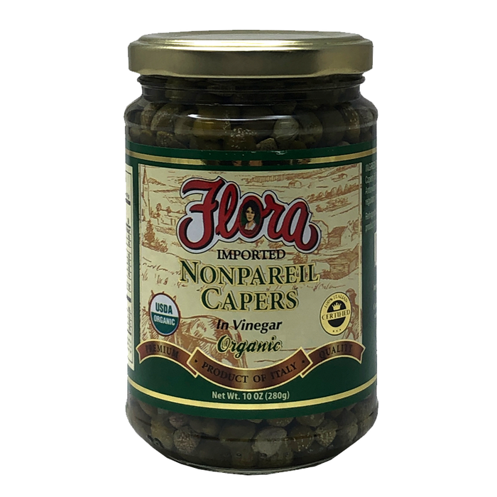CAPERS 10 OZ